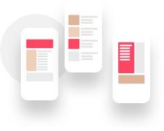 Créer application - Thèmes & templates